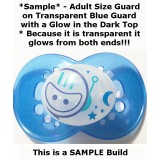P1-Customized Modified Adult Size Guard-BUNDLE