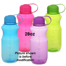 Modified 28oz Bottle